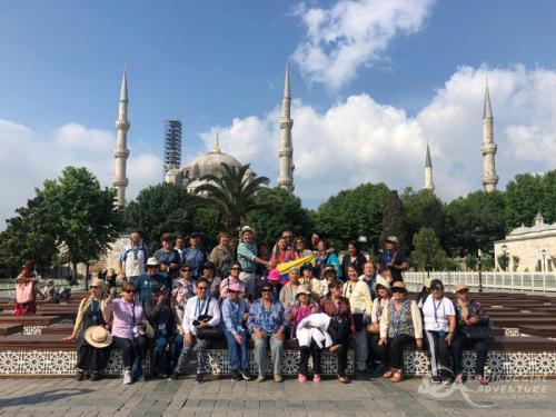 Turquía - Grecia - Emiratos Árabes